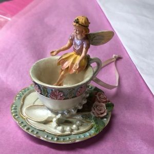 Fairy in a teacup